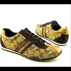 Coach Katelyn signature trainers